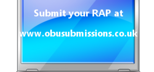 OBU Portal - How to submit your RAP