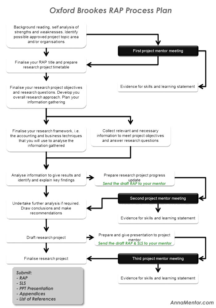 OBU RAP process model